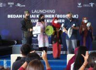 Launching Bedah Gerai Kuliner dan Inkubasi Kuliner di Labuan Square, Labuan Bajo, Nusa Tenggara Timur