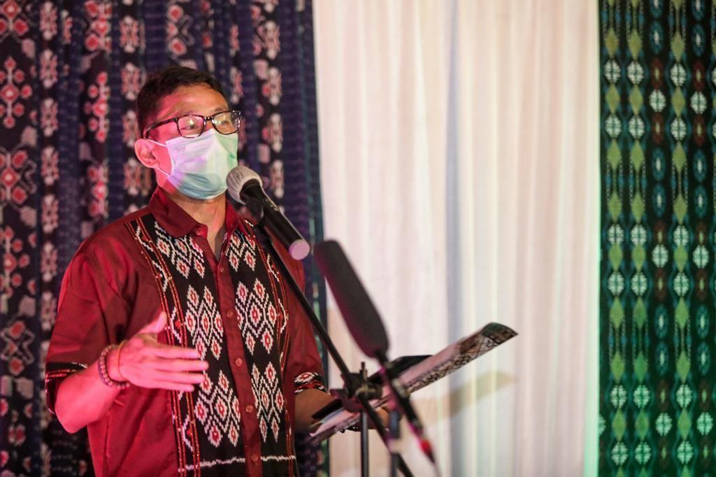 Menparekraf Dukung Kebijakan Pelaksanaan Pembatasan Kegiatan Masyarakat Jawa-Bali