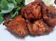 Resep Ayam Bakar Bumbu Rujak, image by IG : @hartanicitra