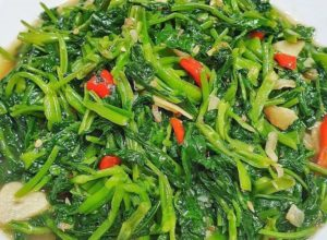 Resep Cah Kangkung, image by IG : @jessy.recipes