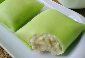 Resep Pancake Durian Mudah Banget! 1