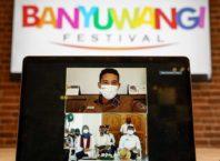 Menparekraf Dukung Penyelenggaraan Banyuwangi Festival 2021