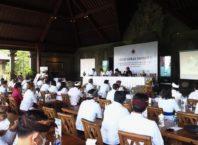 Rapat Kerja Daerah (Rakerda) I PHRI Bali