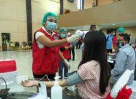 3.000 Pelaku Pariwisata Sulawesi Utara Jalani Vaksinasi