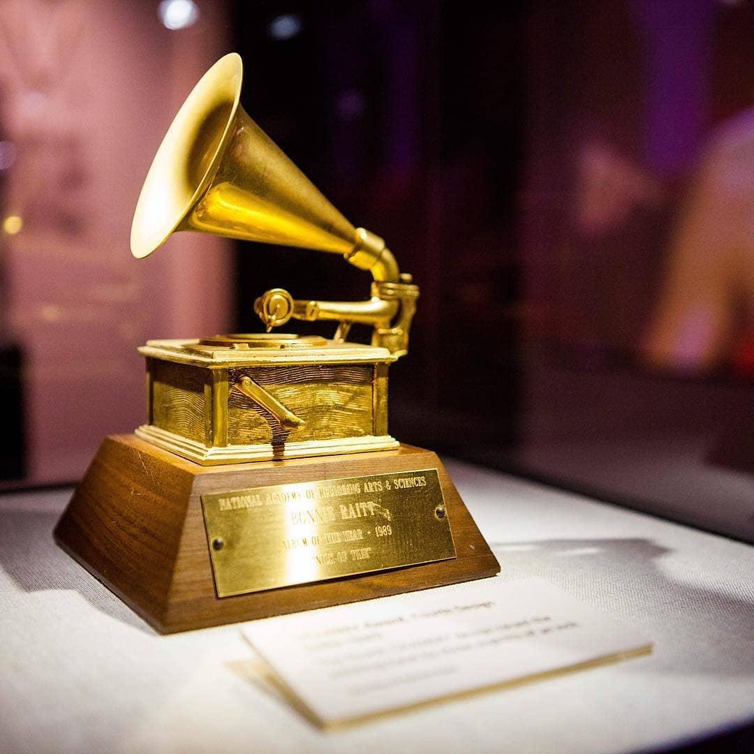 Grammy Awards 2021, image by IG : @grammyawards2021