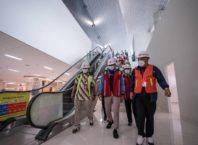 Menparenkraf Tinjau Prokes dan Proyek Perluasan Bandara Sam Ratulangi Manado
