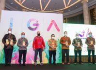 KAI Raih 8 Penghargaan di Ajang Indonesia Green Awards 2021-min