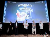 Kemenparekraf Galakkan Kampanye #KembaliKeBioskop, Geliatkan Industri Film