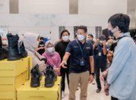 Menparekraf Apresiasi Pameran Sneakers Brand Lokal, Bangkitkan Ekraf Tanah Air