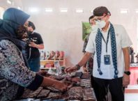 Menparekraf Siapkan Pendampingan Bagi Pelaku Ekonomi Kreatif di Desa Wisata Krebet