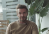 David Beckham, photo : @aiaindonesia