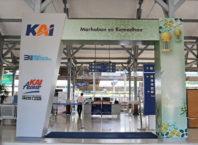 Kereta Api Jarak Jauh Hanya Untuk Perjalanan Mendesak, image by IG : KAI.id