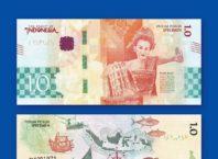 pecahan uang 1.0, image by IG : @kementerianbumn