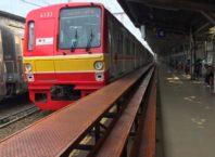 KAI Commuter Adakan Test Antigen Acak Bagi Pengguna KRL, photo : Andri