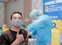 Kemenparekraf -tiket.com Hadirkan Sentra Vaksinasi COVID-19 di RS St Carolus