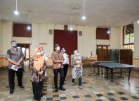 Menparekraf Tinjau Bangunan Bersejarah di SMA Negeri 7 Purworejo