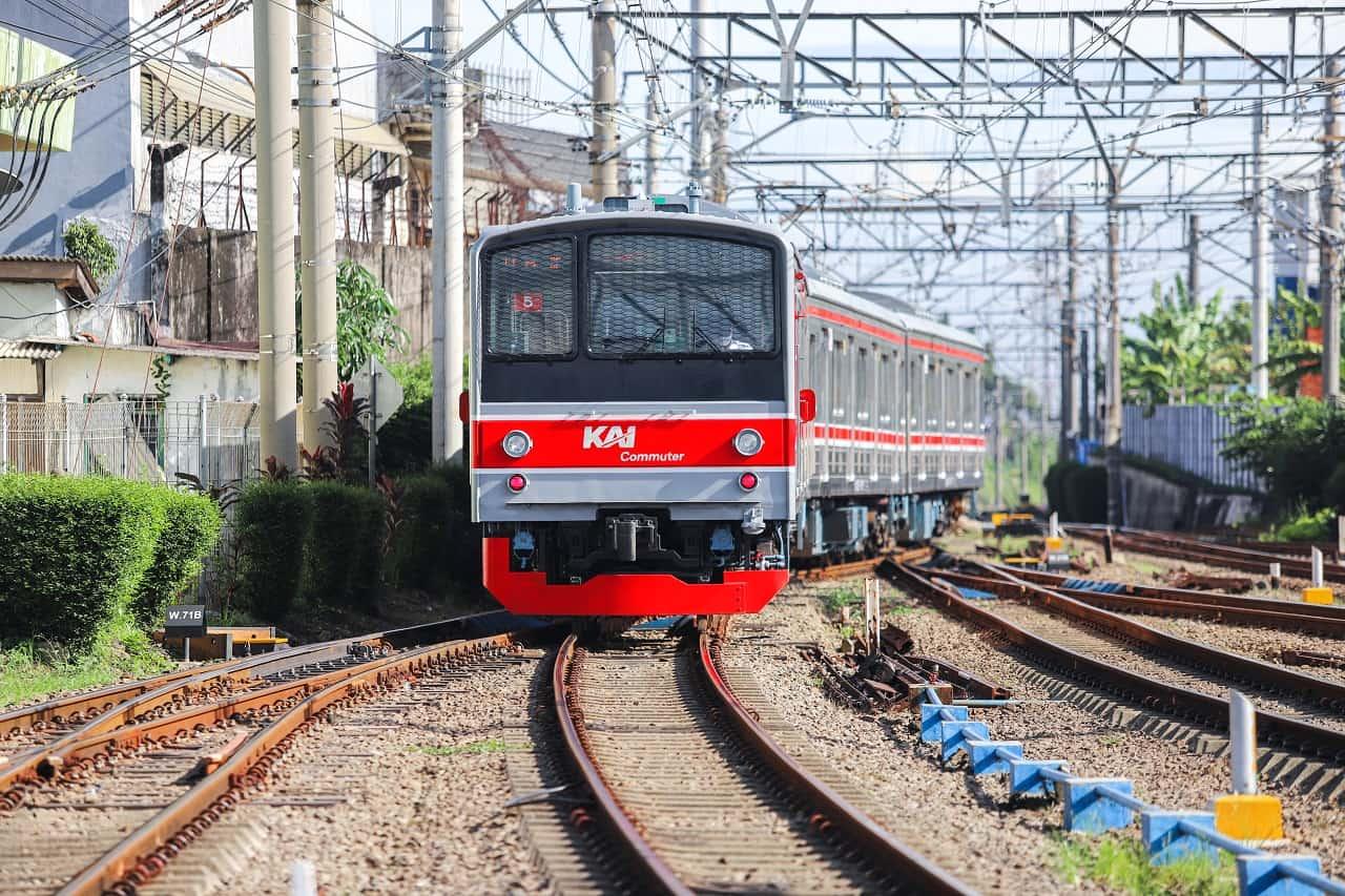 KAI Commuter, photo : KRL.co.id