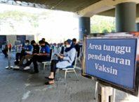 KAI Terus Gencarkan Vaksinasi Gratis di Stasiun, image by : KAI.id