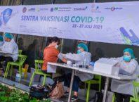 Kemenparekraf Berkolaborasi dengan MNC Peduli Hadirkan Sentra Vaksinasi COVID-19