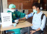 Lokasi Stasiun yang Ada Vaksinasi Gratis