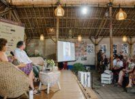 UWRF Orang Berdiskusi, by : Anggara Mahendra