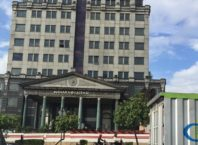 Menara Saidah tampak depan, image by IG: @tria_aja17