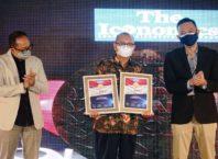 KAI Raih 3 Penghargaan Indonesia BUMN 2021-min