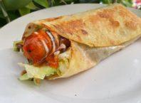Resep Kebab Sosis